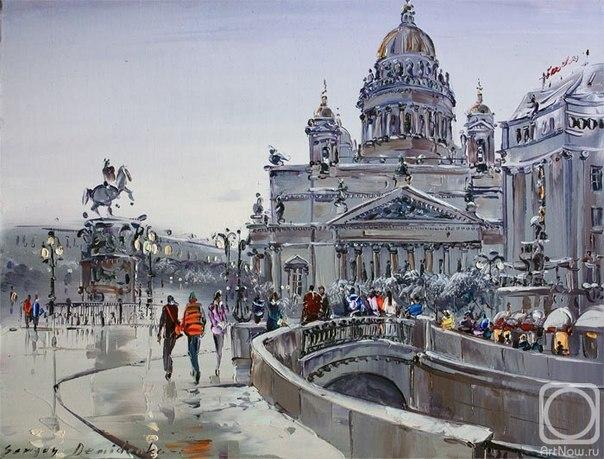 Петербург в живописи