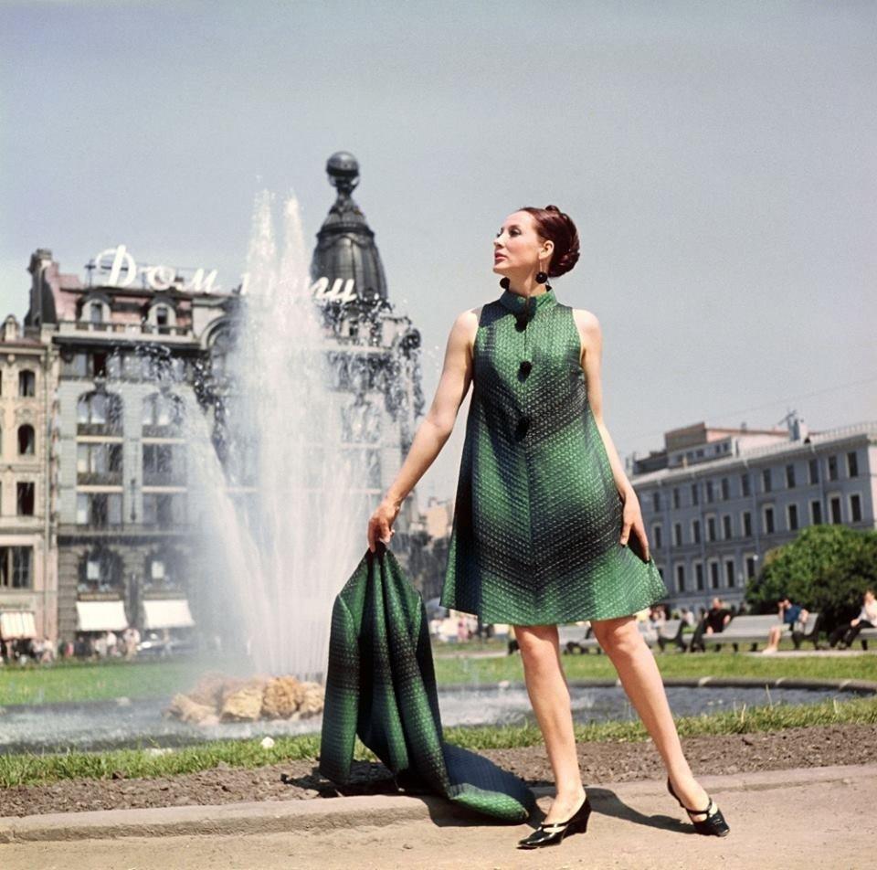 Модный Ленинград