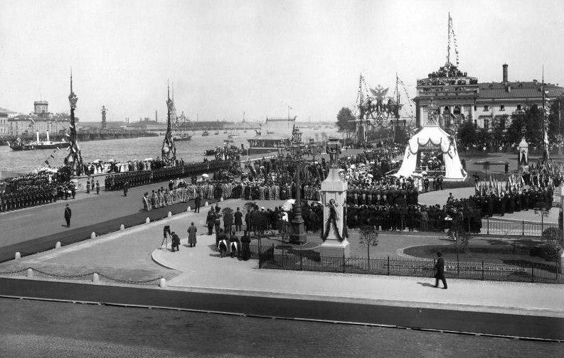 Празднование 200-летия Санкт-Петербурга