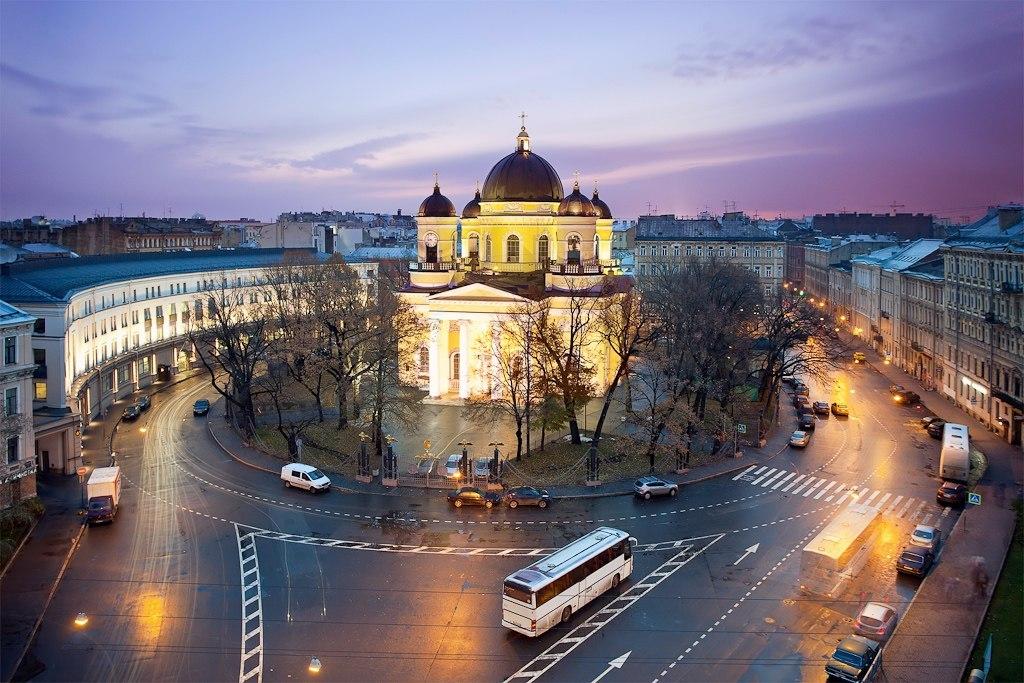 Бродский о Петербурге
