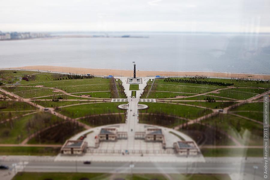 Парк 300-летия Санкт-Петербурга