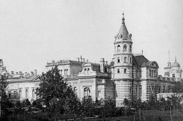 Дом музыки или Алексеевский дворец
