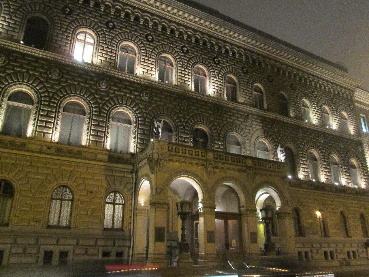 Владимирский дворец — Дом учёных