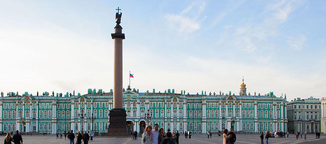 Популярные маршруты по Санкт-Петербургу