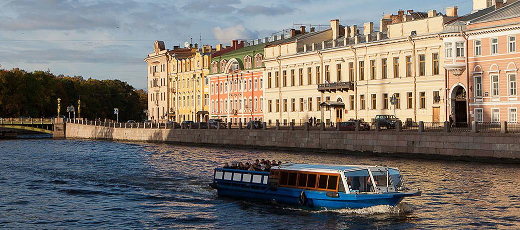 Набережные Санкт-Петербурга