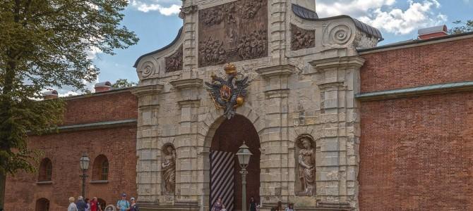 Триумфальные арки Санкт-Петербурга