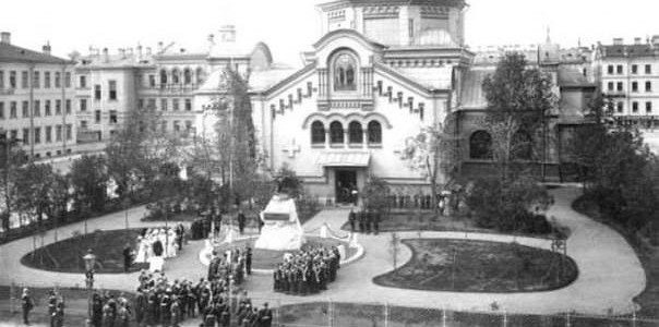 Церковь Косьмы и Дамиана Лейб-гвардии Сапёрного батальона