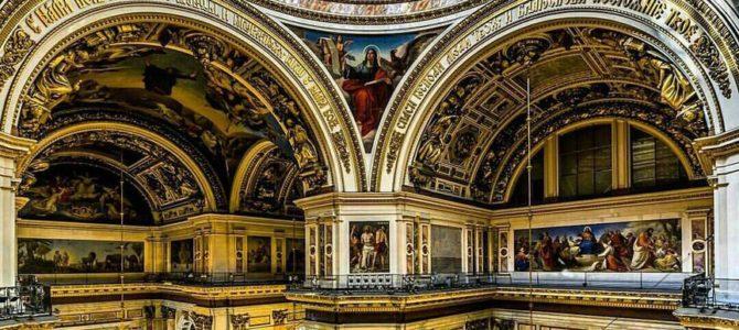 Убранство Исаакиевского собора