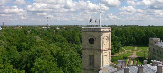 Сигнальную башню в Гатчине откроют для посещения