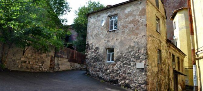 Старейший дом в Выборге