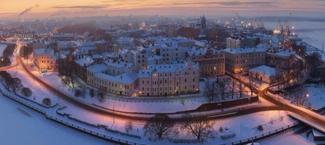 Выборг стал самым популярным у туристов городом Ленобласти