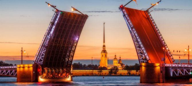 100 летие Дворцового моста