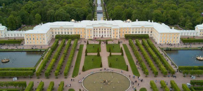 Петергоф первый по посещаемости музей в России
