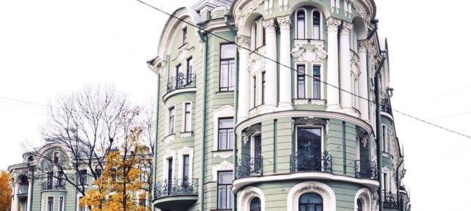 Доходный дом Колобовых