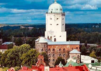 В Выборге вновь открыта башня Святого Олафа