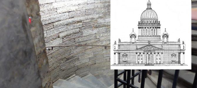 Анекдот про фундамент Исаакиевского собора